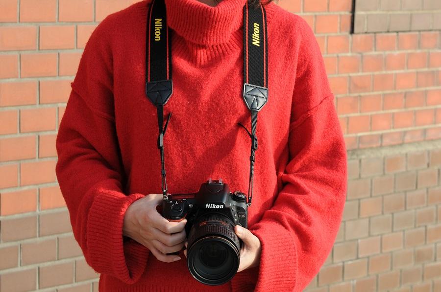 Nikon (ニコン) スーパーワイドIIストラップ
