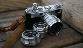 【Nikon】クラシックニコンS2で日常にスパイス