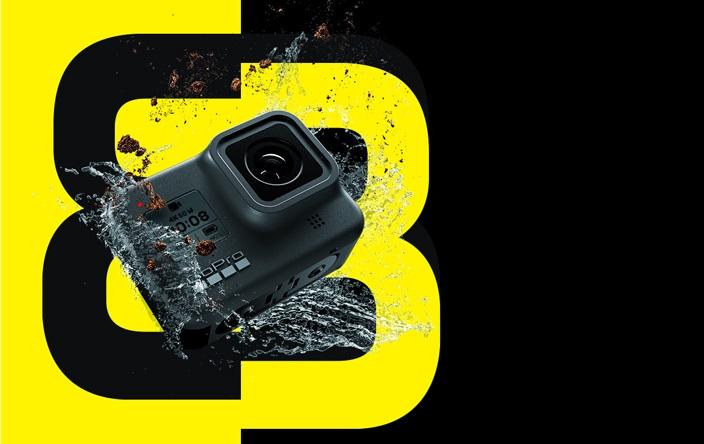 GoPro (ゴープロ) HERO8 Black