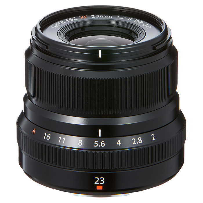 FUJIFILM (フジフイルム) フジノン XF23mm F2 R WR ブラック