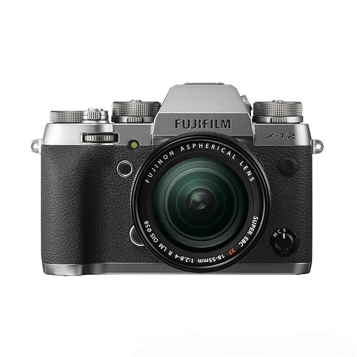 FUJIFILM (フジフイルム) X-T2 Graphite Silver Edition