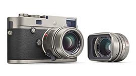 10月発売予定『Leica M-P(Typ240) チタンセット』
