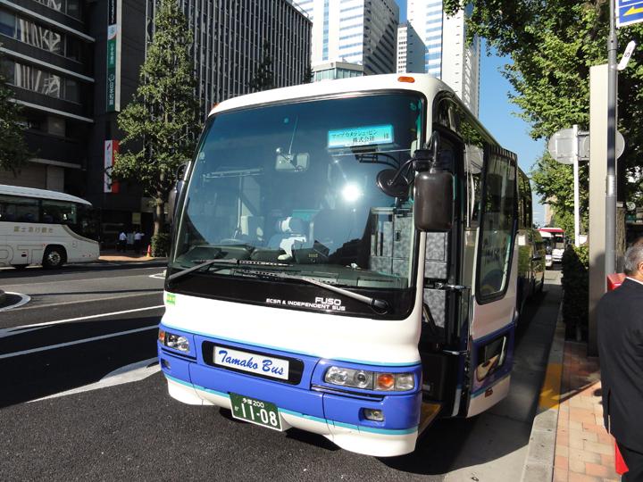 第4回株式会社コシナ長野工場見学バスツアー