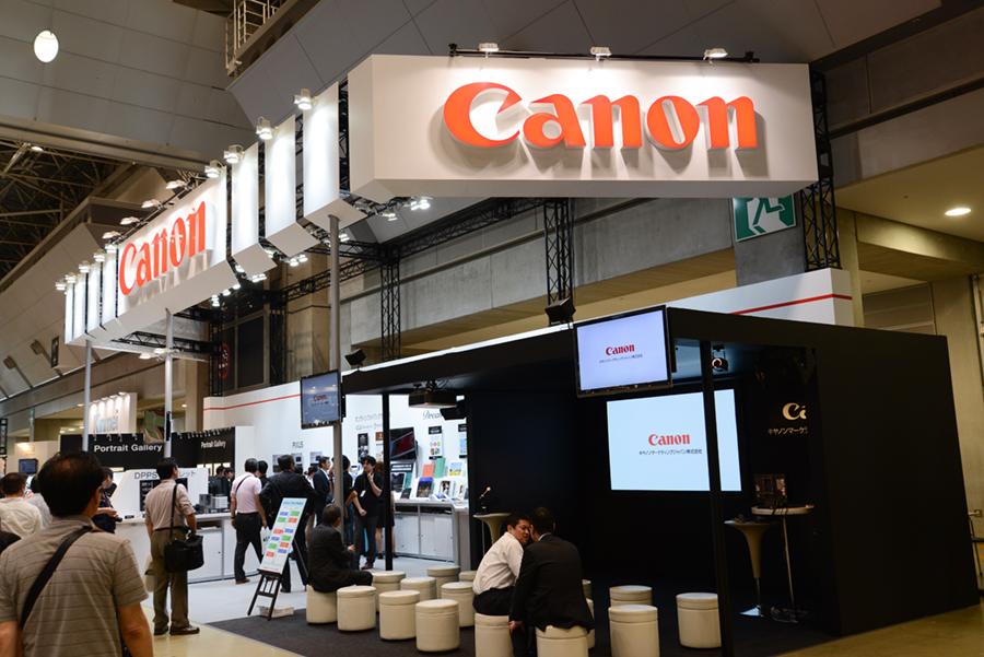 PHOTONEXT2014 Canon