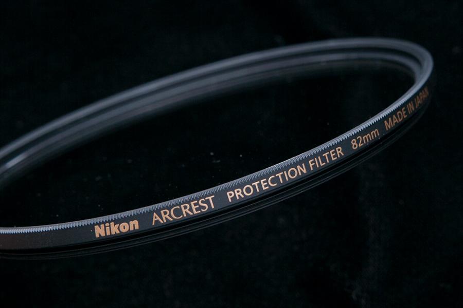 【Nikon】高性能フィルター『ARCREST』使用レポート