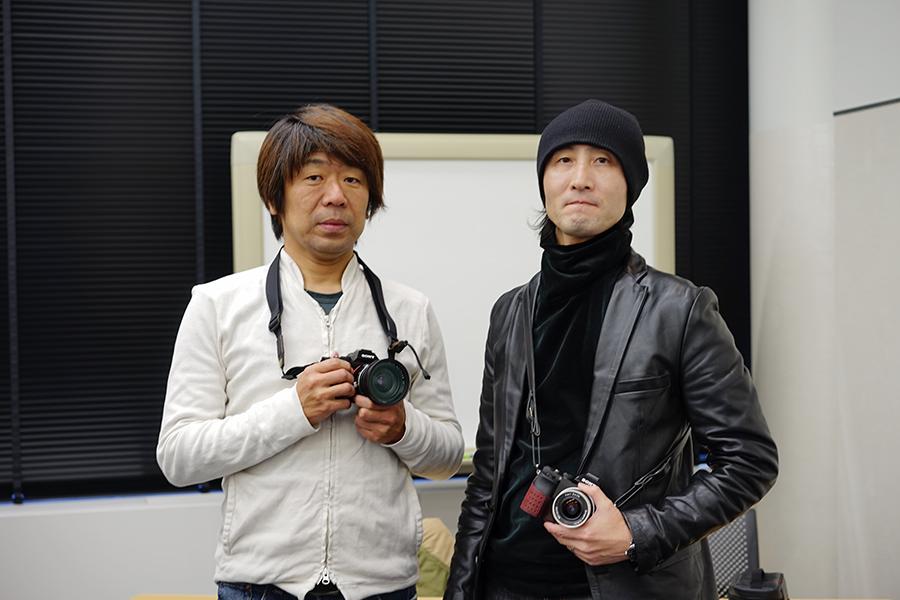 大浦氏と澤村氏