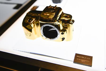 F50 ゴールド