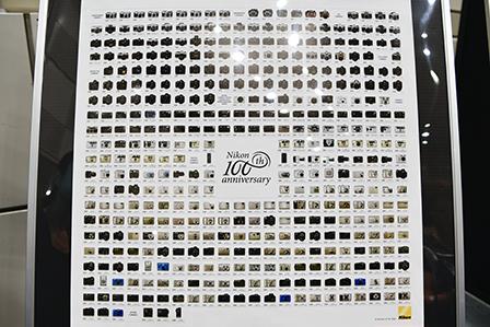 100周年歴代ポスター