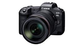【Canon】次世代のフルサイズミラーレス『EOS R5』が開発発表されました!