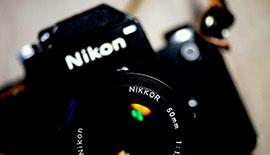 【私のお気に入り】ニコンの50mm