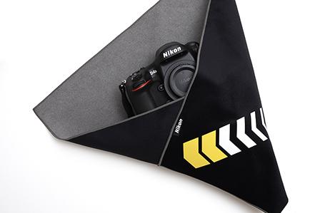 Nikon Dシリーズを包む