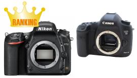 2017年4月 新品・中古デジタルカメラ人気ランキング