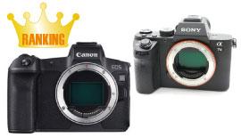2018年10月 新品・中古デジタルカメラ人気ランキング