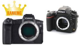 2018年11月 新品・中古デジタルカメラ人気ランキング
