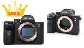 2018年12月 新品・中古デジタルカメラ人気ランキング