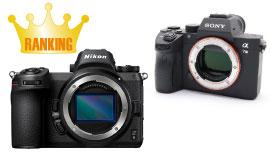 2019年6月 新品・中古デジタルカメラ人気ランキング