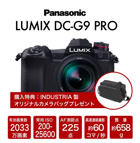 Panasonic LUMIX DC-G9 PRO