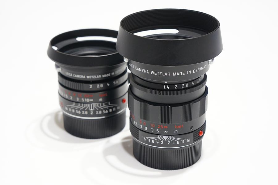 Leica (ライカ) ズミルックス M50mm F1.4 ASPH. ブラッククローム