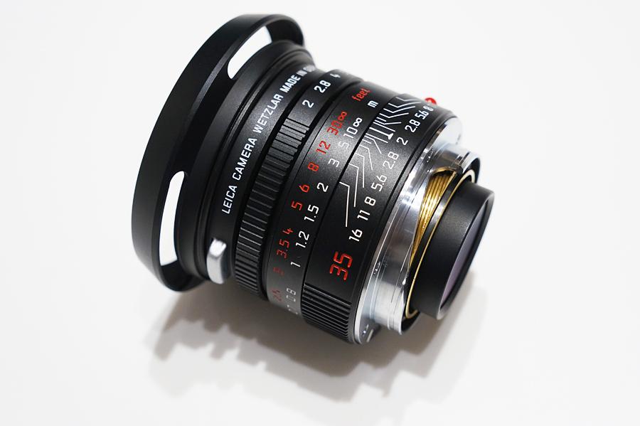 Leica (ライカ) ズミクロン M35mm F2 ASPH. ブラッククローム