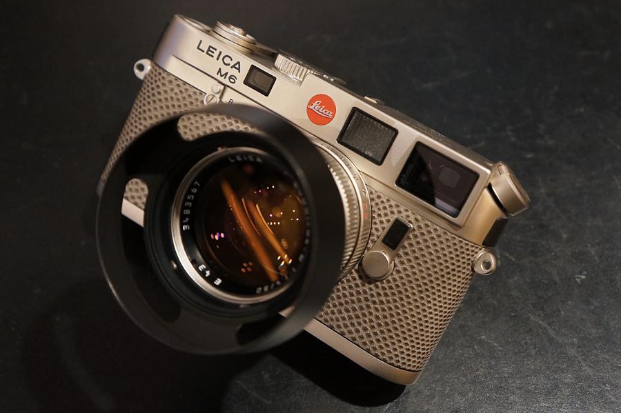 Leica M6 Platinum