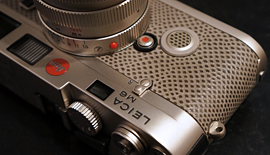【Leica】 豪華絢爛!M6 Platinum Set!