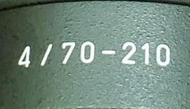 【PENTAX】「HD D FA 70-210mm F4 ED SDM WR」速報レポート!