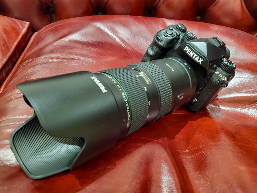 HD D FA 70-210mm F4 ED SDM WR