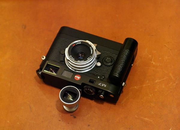 フォクトレンダーノクトンL50mmF1.5(絞りF2.8)