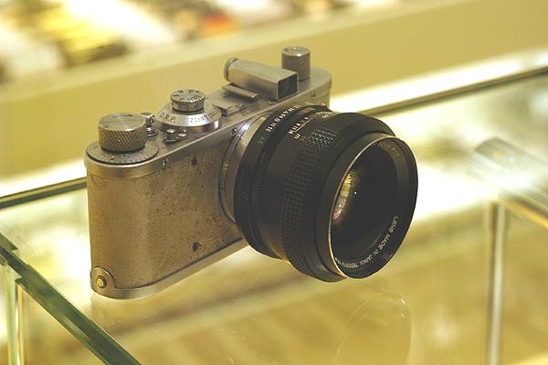 コニカ ヘキサノン AR50mmF1.7 ライカスクリューマウント改