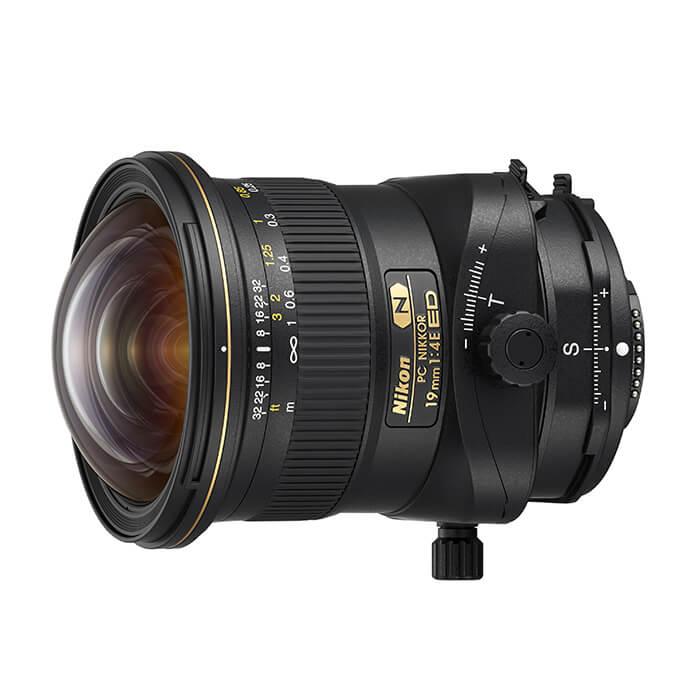 【Nikon】Nikon (ニコン) PC NIKKOR 19mm F4E ED 本日発売