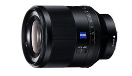 【SONY】『Planar T* FE 50mm F1.4 ZA』 本日発売!!