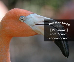 【Panasonic】Zoo! Zooom! Zooooooooom!