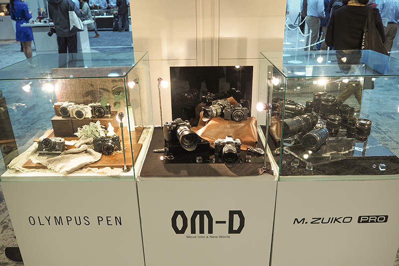 OM-D E-M1 Mark II 体感フェア「OLYMPUS Photo Festa 2016」