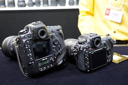Nikon D5/D500