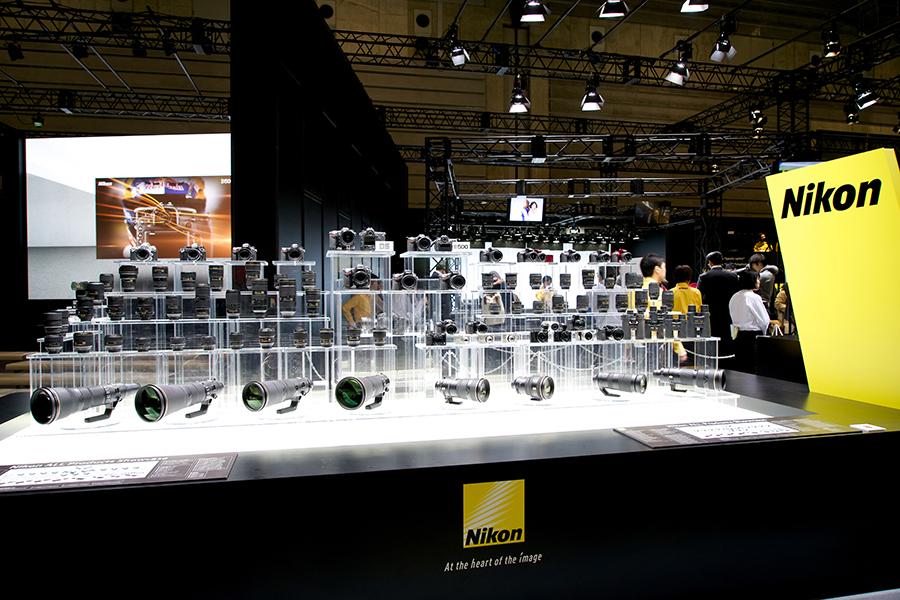 CP+2016 Nikon