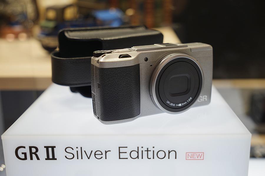 RICOH GRII Silver Edition