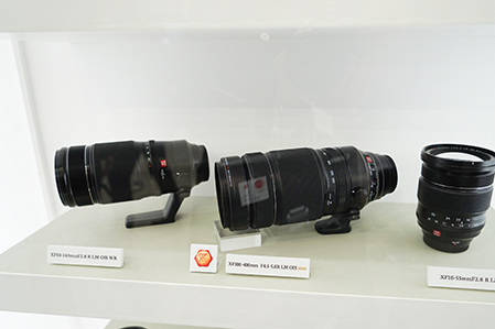 FUJIFILM XF100-400mmF4.5-5.6 R LM OIS WR