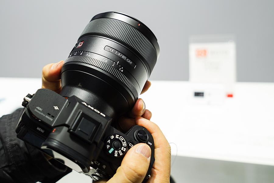 SONY (ソニー) FE 85mm F1.4 GM