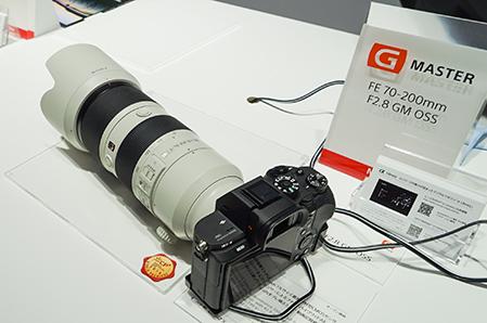 SONY (ソニー) 70-200mm F2.8 GM OSS