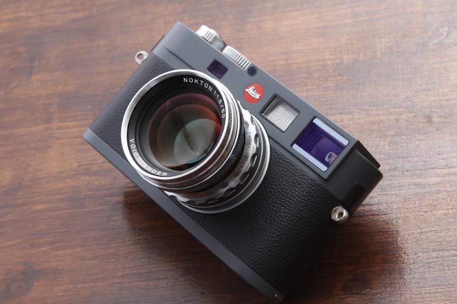 Voigtlander NOKTON 50mm F1.5 ASPH VM