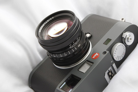 Voigtlander NOKTON 50mm F1.5 ASPH VM Black