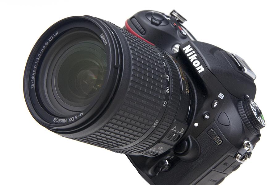Nikon AF-S DX 18-140mm F3.5-5.6G ED VR