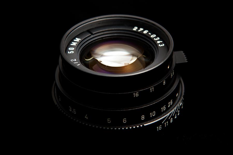 LEICA ELCAN 50mm/f2.0