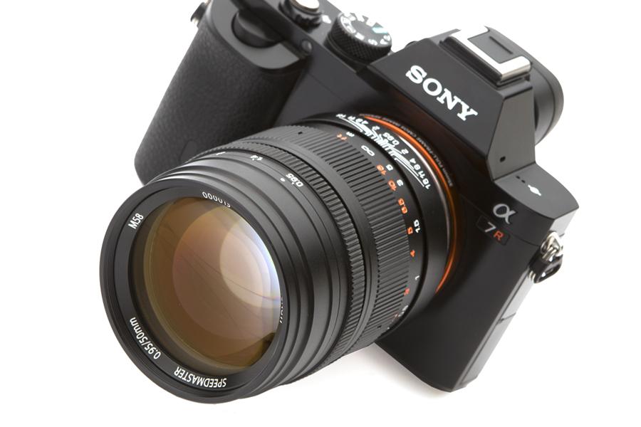 中一光学 SPEEDMASTER 50mm F0.95