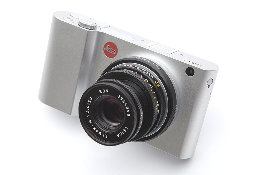 Leica T with MountAdapter