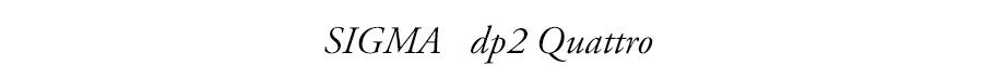 dp2 quattro