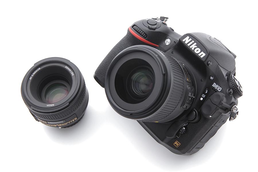 Nikon AF-S 50mm F1.8G & AF-S 35mm F1.8G ED