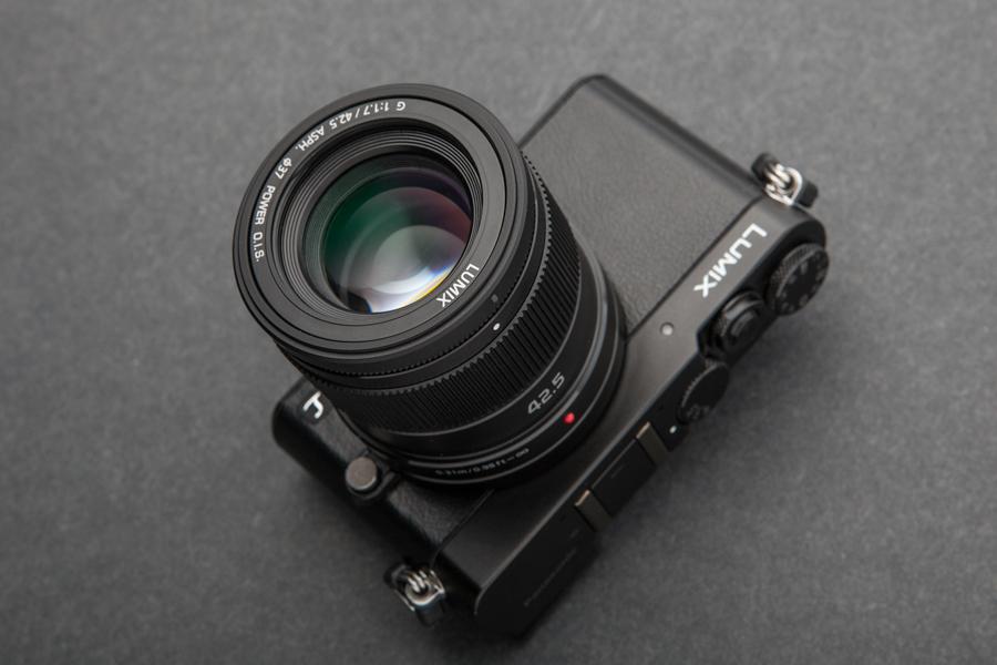 Panasonic  G 42.5mm F1.7 ASPH. POWER O.I.S.