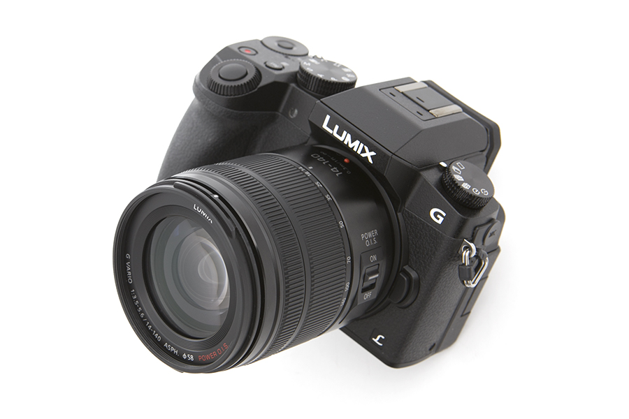 Panasonic LUMIX DMC-G7 & AF-S 85mm F1.8G