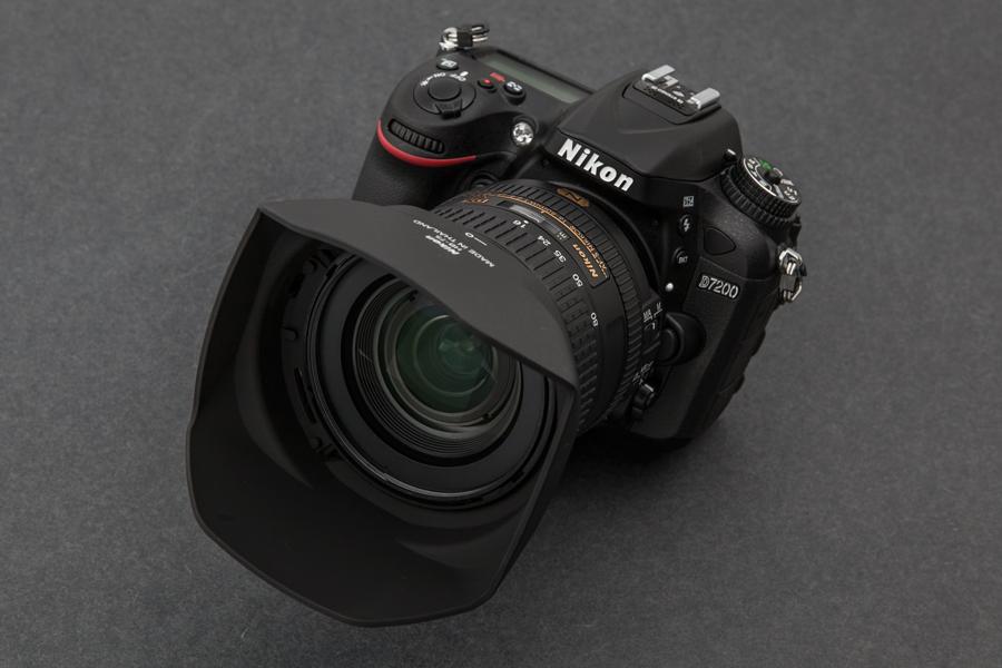 Nikon AF-S DX 16-80mm F2.8-4E ED VR